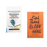 Combo 2 cuốn sách: Câu Hỏi Là Câu Trả Lời + Kinh Thánh Về Nghệ Thuật Bán Hàng