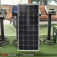 Tấm pin năng lượng mặt trời GIVASOLAR Mono MSP-100W