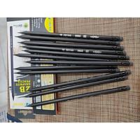 12 cây chì thân đen cao cấp
