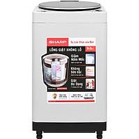 Máy Giặt Cửa Trên Sharp ES-W90PV-H (9kg) - Hàng Chính Hãng - Chỉ giao tại Đà Nẵng