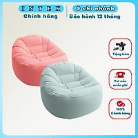 Ghế hơi tròn INTEX 68590 ngồi thư giãn đọc sách