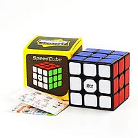 Rubik 3x3 Qiyi Sail W, Rubic 3x3 tầng Khối lập phương ma thuật xoay mượt bẻ góc cực tốt siêu bền và chắc chắn – DC052