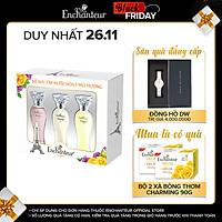 Bộ Sưu tập nước hoa 3 mùi hương Enchanteur Charming, Sensation, Delightful 10ml/ Chai