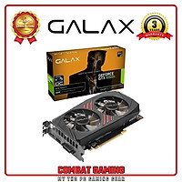 Card Màn Hình GALAX GTX 1050Ti 1 Click OC 4GB - Hàng Chính Hãng