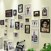 Bộ 20 Khung ảnh  Composite Treo Tường Phòng Khách KA2002