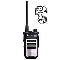Bộ Đàm Motorola CP 282 + Tai Nghe - Hàng Chính Hãng.
