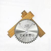 Lưỡi cưa cắt xẻ gỗ hợp kim Φ250mm , 40 răng x mạch cắt 2.8mm x 6500 rpm