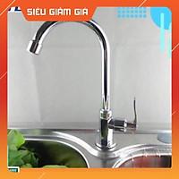 Vòi nước bằng inox 304 thiết kế hiện đại dành cho bồn rửa chén 206806