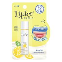 Son dưỡng không màu chuyển kem mịn Lipice Creamy 4.3g