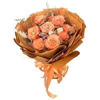 Bó hoa tươi - Magic 4058
