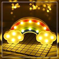 Đèn LED ngủ Cầu vồng