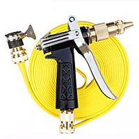 Bộ dây vòi cao áp xịt rửa xe TPE - Vòi đồng chống gỉ chịu lực