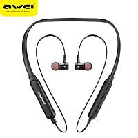 AWEI G10BL Wireless Bluetooth Earphone Earbuds 3D Stereo Headphones Sports Earphones With Mic Fone de ouvido Headset For Phones