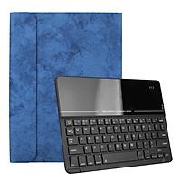 Bao Da Kèm Bàn Phím Bluetooth Cho Ipad Pro 11Inch Sang Trọng Có Thể Tháo Rời Chân Đế Pu Detachable 2-In-1