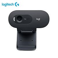 Logitech C270i Webcam 720P HD 30fps 5MP USB Video Call Remote Meeting Teaching Laptop PC