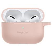 Ốp Spigen Silicone Fit Dành cho Apple AirPods Pro - Hàng chính hãng