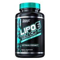 NUTREX LIPO 6 BLACK HERS 120 vien_TPBS Hỗ trợ Giảm cân cho nữ