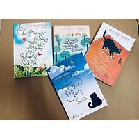 COMBO LOUIS SEPULVEDA: Con mèo dạy hải âu bay + Chuyện con chó tên là Trung thành + Chuyện con mèo và con chuột bạn thân của nó + Chuyện con ốc sên muốn biết tại sao nó chậm chạp