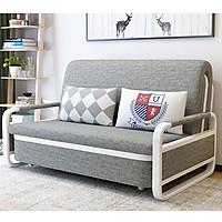 Sofa giường  - Giường gập gọn - Ghế salon khung thép không gỉ - Giường xếp
