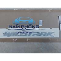Chữ Wildtrak Cửa thùng ( Viền đèn ) Ranger 15-21 - JB3Z4125622BA