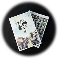 Hộp 36 Post Card Chủ Đề Dòng Sông Ký Ức (9.3 x 14.3cm)