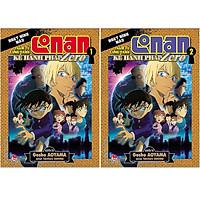 Conan Hoạt Hình Màu - Kẻ Hành Pháp Zero (Tập 1 + 2)