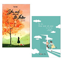 Combo 2 Cuốn Tiểu Thuyết Hay: Yêu Anh Hơn Cả Tử Thần + Vợ Ơi Theo Anh Về Nhà( Tặng Kèm Bookmark GreenLife)