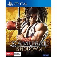 Đĩa Game PS4 Samurai Shodown - Hàng Nhập Khẩu