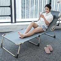 Giường xếp Gia đình - Văn phòng T05 - Vải bạt 3 lớp siêu bền Mẫu mới