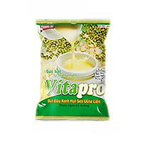 Bột Đậu Xanh Hạt Sen Vitapro 350gr (10 gói)