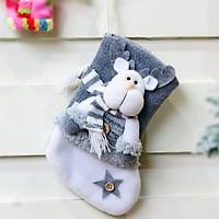 Tailored Christmas Tree Ornaments Christmas Stockings Gift Bag Christmas Gift Socks