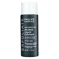 Dung Dịch Tẩy Tế Bào Chết Paula's Choice Skin Perfecting 2% BHA Liquid (30ml)