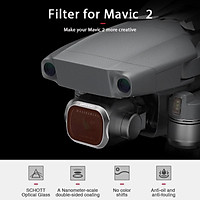 Professional Filter Lens version coated UV CPL ND4 / 8/16/32 lens filter for DJI Mavic 2 drone accessories