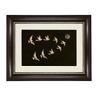 Những Cánh Chim Khát Vọng mạ vàng - Quà tặng ngoại giao cao cấp
