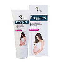 Kem ngăn ngừa và làm mờ vết rạn da Fixderma Preggers Stretch Mark Cream (60g)