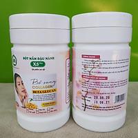 Combo 2 Hộp Bột Mầm Đậu Nành X5 Có Bổ Sung Collagen, Betaglucan