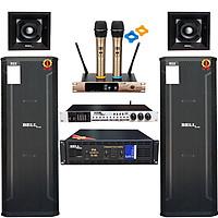 Dàn nhạc karaoke PA - 800 BellPlus (hàng chính hãng)