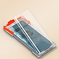 Miếng Dán Kính Cường Lực T-Max 09 Thế Hệ Mới Full Keo Dán UV cho Samsung Galaxy Note 20 Ultra 5G - Hàng Nhập Khẩu