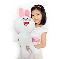 Gấu bông thỏ cony hàng cao cấp khổ 80cm