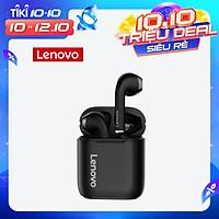 Tai nghe không dây Lenovo LP2 TWS BT Tai nghe bán trong tai Tai nghe thể thao chống thấm nước Tai nghe ENC Giảm tiếng ồn