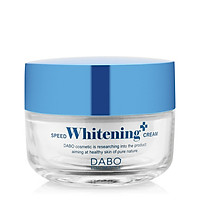 Kem dưỡng trắng da Dabo Speed Whitening Cream (50ml)