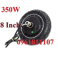 Bánh xe điện 8 inch chế xe