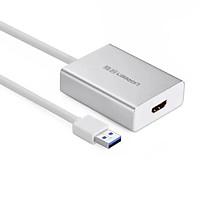 Cáp chuyển USB 3.0 sang HDMI cao cấp 80CM Ugreen 229OL40229OL Hàng chính hãng