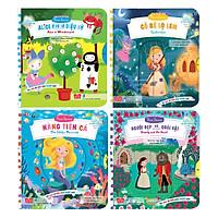 Sách Chuyển Động - Hộp sách 2 - First Stories (4 Cuốn)