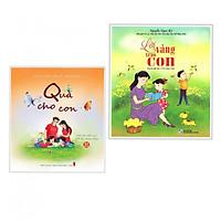 Combo Quà Cho Con + Lời Vàng Trao Con - Sách Nuôi Dạy Con (Tặng Bookmark Happy Life)