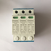 CB thiết bị chống sét lan truyền DC một chiều bảo vệ mạch bảo vệ quang điện GIVASOLAR CHANA DC 1000V