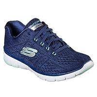 Giày Sneaker Thể Thao Nữ Skechers 13064-NVGR