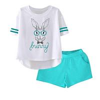 Đồ bộ short nữ mùa hè mặc nhà Size M,L,XL (T ừ 40kg -60 kg) 02