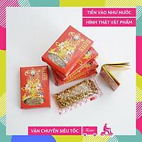 Gạo vàng Thần Tài Kim Tiền đặt bàn thờ tài lộc