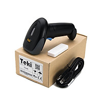 Máy quét mã vạch không dây 1D TEKI TK150 Hàng chính hãng